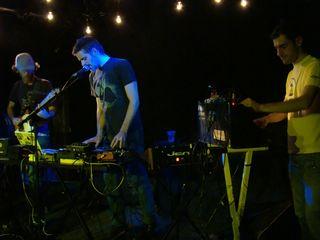 Rubin Steiner  live @ Les Musiques Volantes, Metz, 13.11.2010