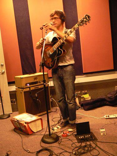 Sept, 15 - Vincent - KDHX Radio