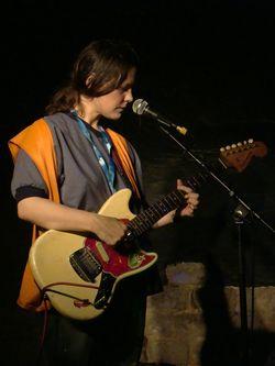 Scout Niblett live @ Les Musiques Volantes, Metz, 13.11.2010