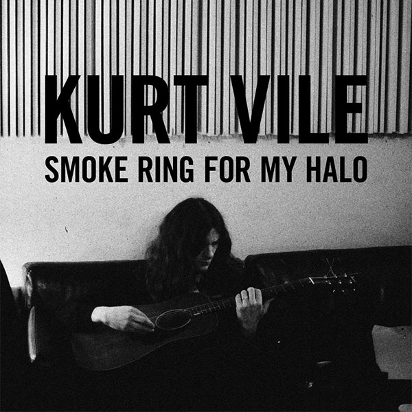 Kurt vile smoke ring for my halo pochette cover
