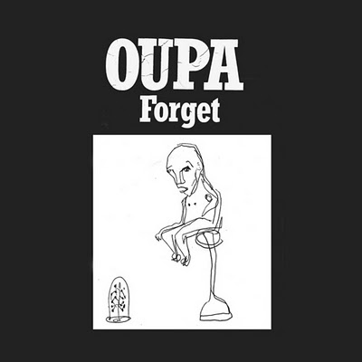 Oupa forget yuck cover pochette