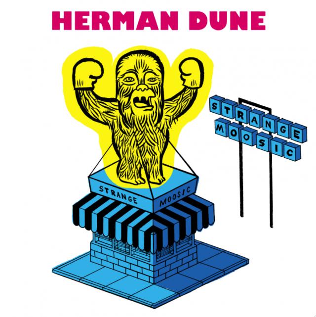 Herman Dune Strange Music