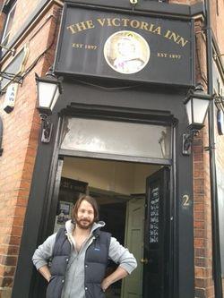 Northampton alan the vic