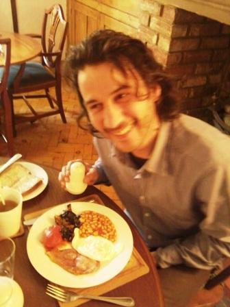 Dernier english breakfast