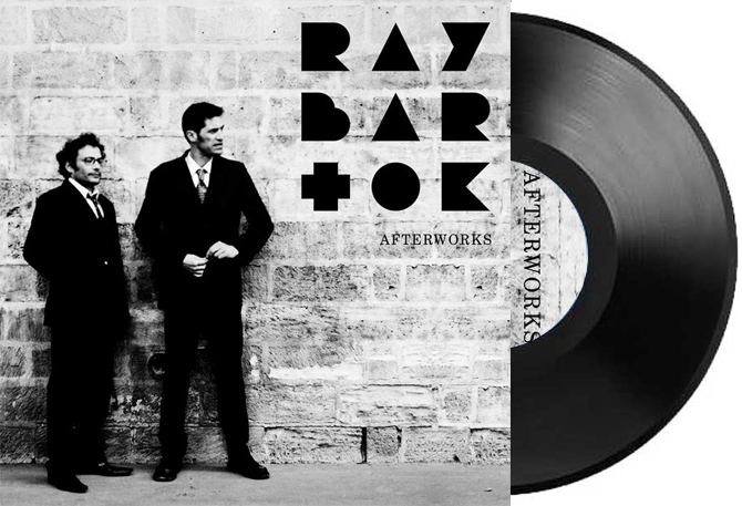 Ray bartok afterworks pochette