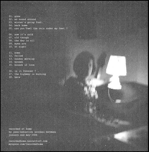 Home recordings 1