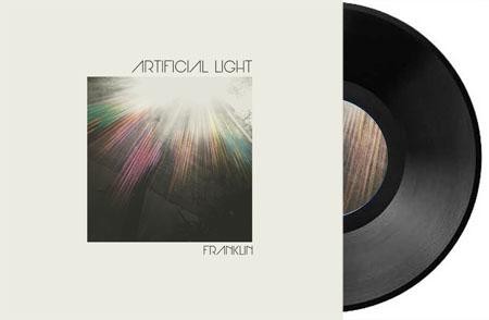 Franklin artificial light cover pochette