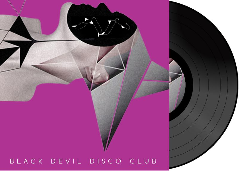 Black devil disco club MagneticCircus