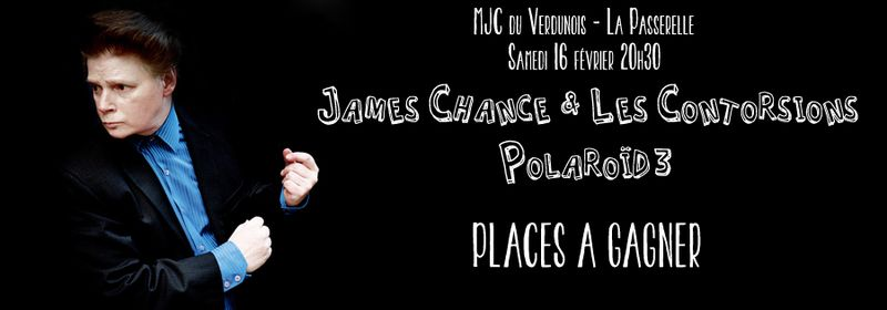 Annonce James Chance