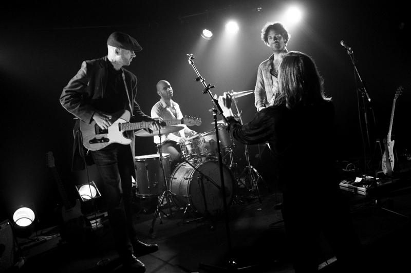 The experimental Tropic blues band-22