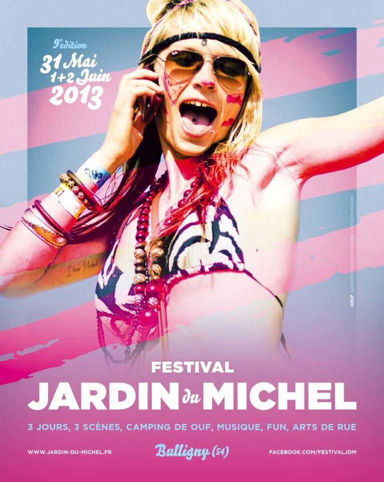 Jardin du Michel 2013