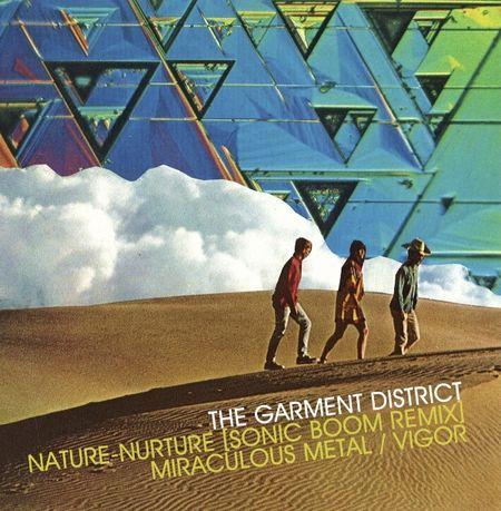 The garment district sonic boom nature nurture