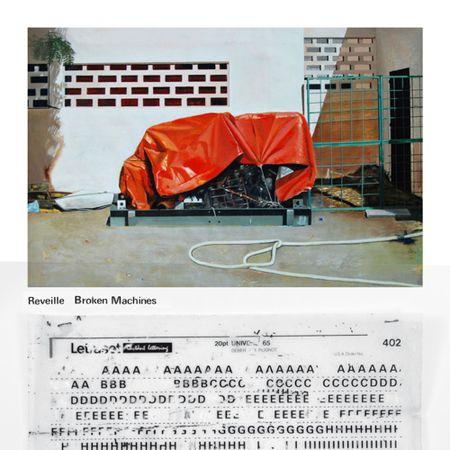 Reveille broken machines