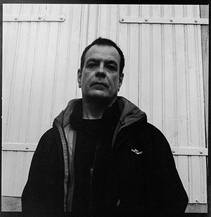 David Gedge The Wedding Present © Sébastien Grisey
